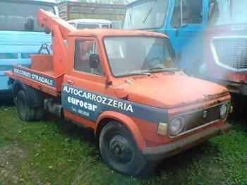 Fiat 616 carroattrezzi
