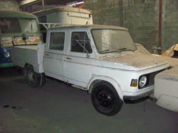 Fiat 616 doppia cabina