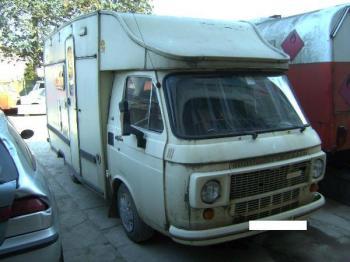 Fiat 238 camper