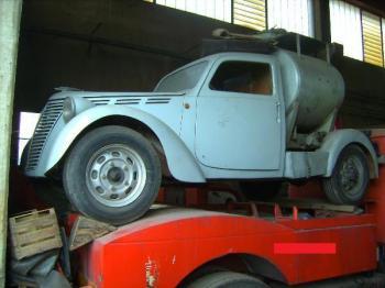 Fiat 1100 cisterna