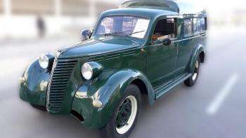 Fiat 1100 ELR furgone finestrato