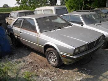 Maserati biturbo