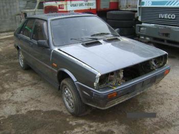 Lancia delta 1.6 8v turbo