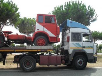 Fiat iveco 110